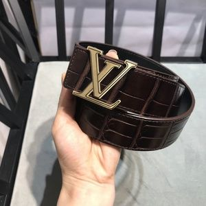 Accessories - Louis Vuitton  belt
